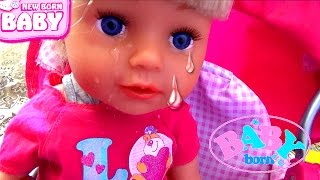 Как сделать чтобы беби бон плакал видео