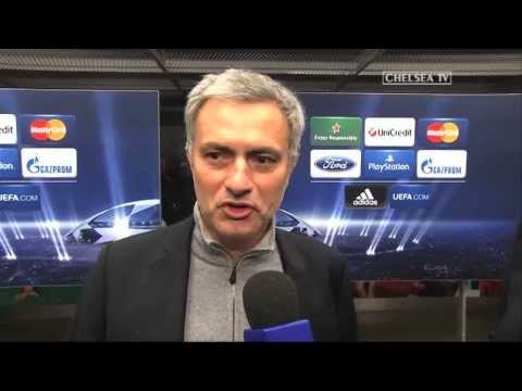 Reaction: Mourinho on Galatasaray
