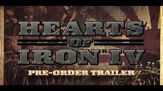 "Hearts of Iron IV - ""Soviet Struggle"" Előrendelés Trailer"