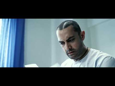 Aamir Khan in Ghajini - Great Acting!! Awesome Background Score!!