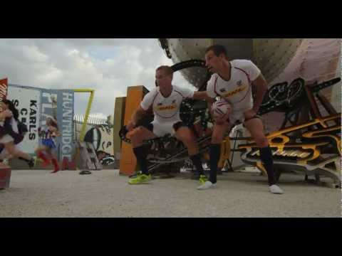 "2013 USA Sevens Rugby Commercial - ""Let's Go"""