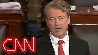 Rand Paul calls GOP colleagues hypocrites