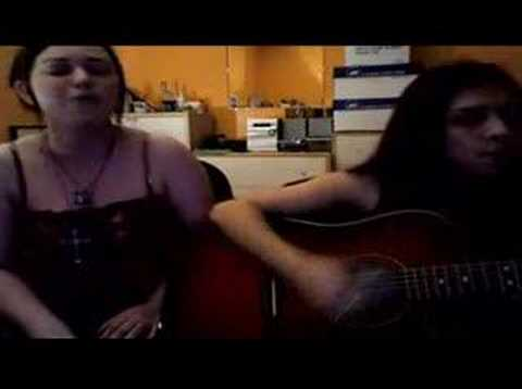 (Evanescence Cover By Jessica From Sinister & Friend Sami) My Last Breath