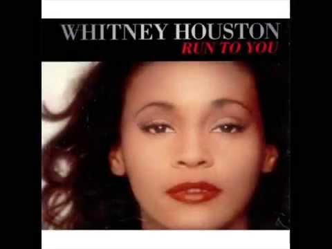 Whitney Houston Run to you (subtitulado)