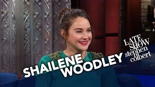 Shailene Woodley Has Second Thoughts About Her Mugshot