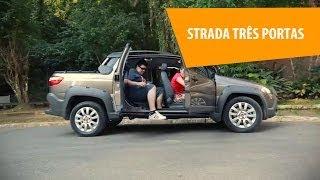 Fiat Strada Com Três Portas Vale A Pena?
