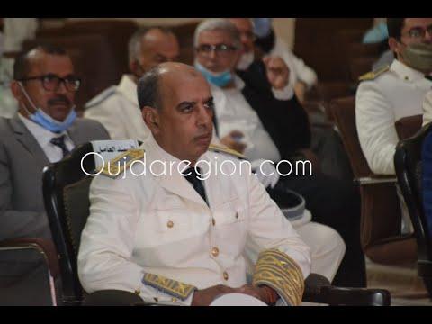 فيديو وصور…حبوها عامل إقليم بركان يتراس حفل الإنصات لخطاب العرش