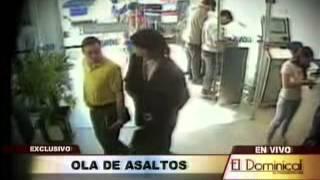 Video Del Asalto Al Banco De La Nación
