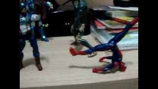 Bonecos Marvel Os Vingadores