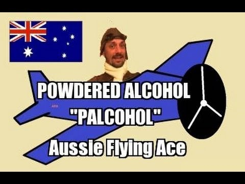 PALCOHOL! POWDERED ALCOHOL COMING SOON!