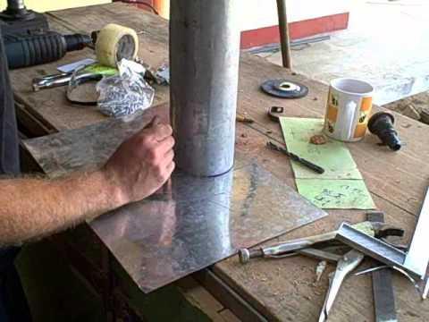 Como Fabricar una Estufa 'Rocket Box'