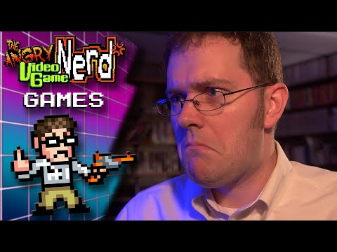 AVGN: AVGN Games! (Episode 115)