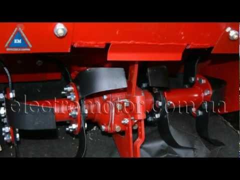 Культиватор фрезерный мотор сич кф-1с