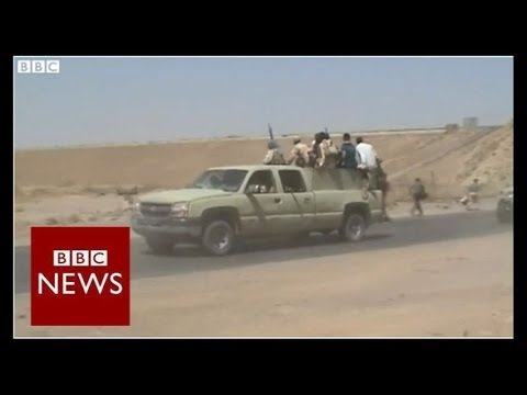 How strong is Iraq's army? - BBC News