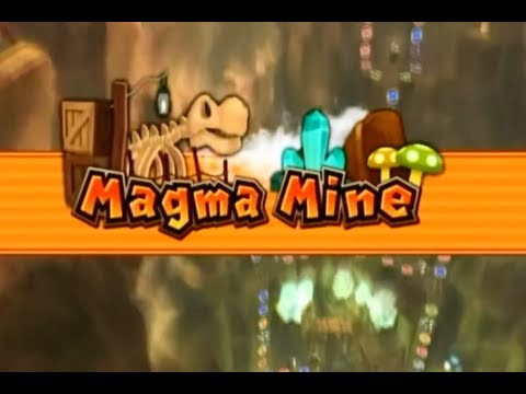 Mario Party 9: Magma Mine, Taking on Magma Mine, the heat even starts to get to me a little Like My Facebook page:https://www.facebook.com/Mariovspeach