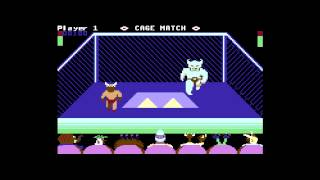 Terrible Old Games - Intergalactic Cage Match | Ashens