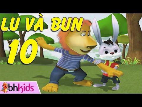 [Lu Và Bun] Hoạt Hình Hay Như Tom and Jerry và Dorenmon Thuyết Minh Tếng Việt | Tập 10