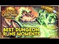 Best Dungeon Run Moments Hearthstone