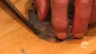 Como pelar los camarones