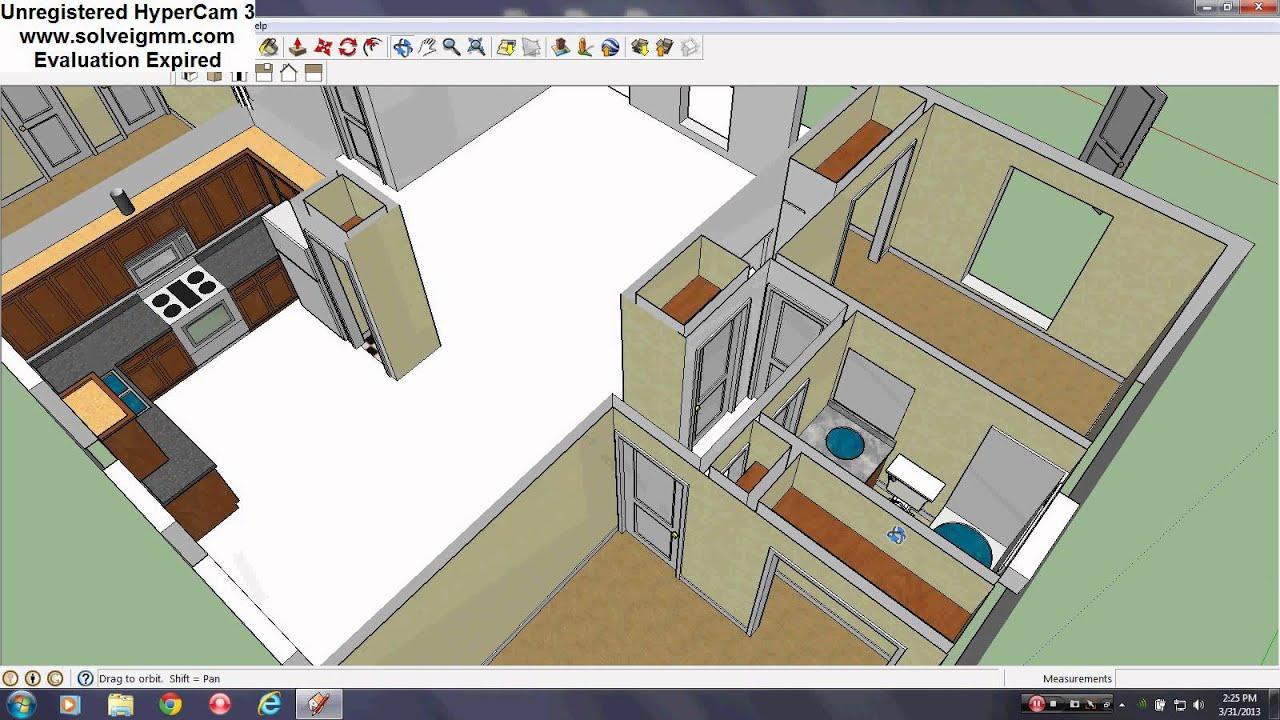 Sketchup Home Design Tutorial 28 Images Image Gallery Sketchup Bathroom Sketchup Fast 3d