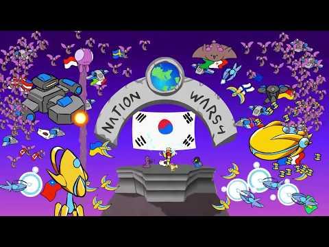 LES NATION WARS V COMMENCENT !