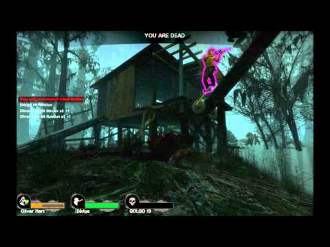 [HD] L4D2 Gameplay Highlights Vol 1