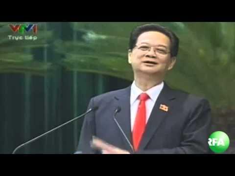 TT Nguyễn Tấn Dũng bị yêu cầu từ chức