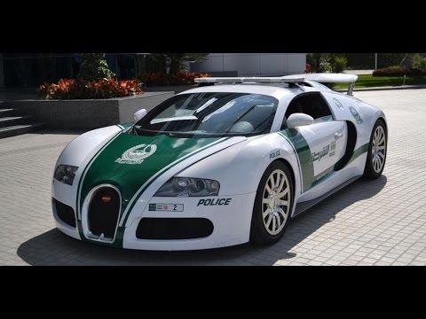 Top 10 najdrahších policajných áut sveta