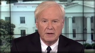 CHRIS MATTHEWS TRASHES CHRISTIANS IN ALABAMA AFTER TRUMP MAKES MIDDLE EAST HISTORY