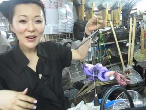 Lost in Shanghai Street ...Shopping with Queenie 上海街敗家記