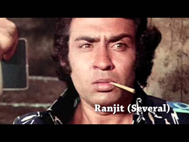 10 Greatest Bollywood Villians of all time