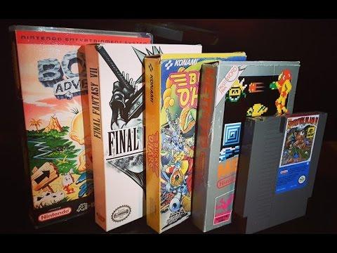 Voici 5 jeux NES en 5 minutes