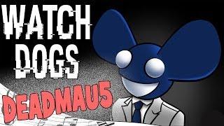 """Watch Dogs: Famous Dj """"Deadmau5"""" Easter Egg! (Watch Dogs"""