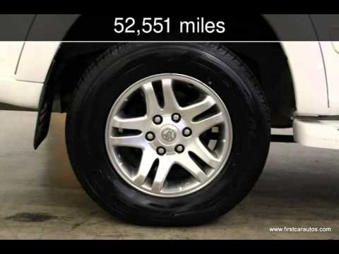2003 Toyota Sequoia Limited Used Cars - Plano,TX - 2014-04-25