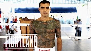 Vice: Thai Prison Fights