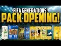 FIFA Generations | PACK OPENING! FIFA 11 INFORMS ARE INSANE!