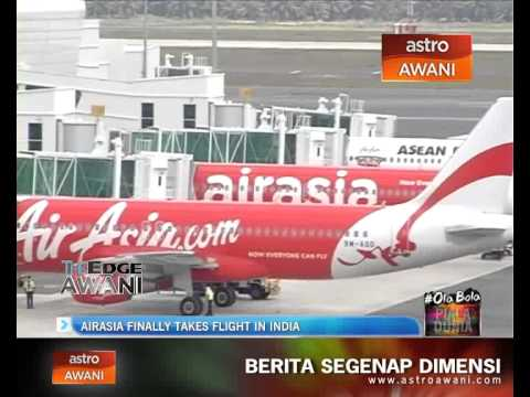 AirAsia finally takes flight in India
