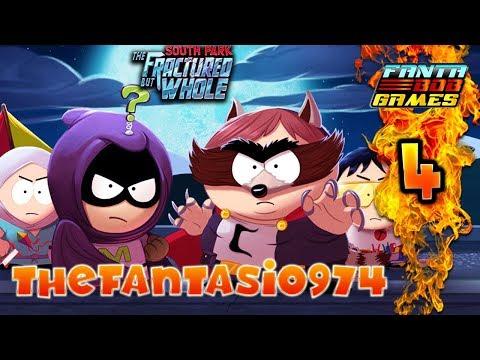 South Park: L'Annale du Destin - Ep.4 - Playthrough FR HD par Fanta