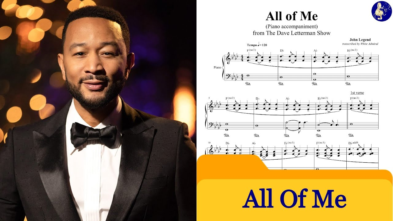 all of me piano accompaniment sheet music pdf free