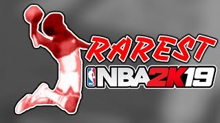 15 RAREST Dunks In NBA 2K19