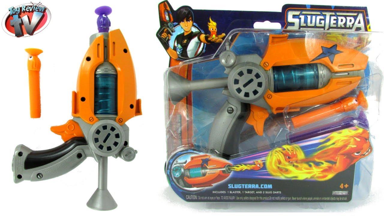 Slugterra Toys Blaster Slugs