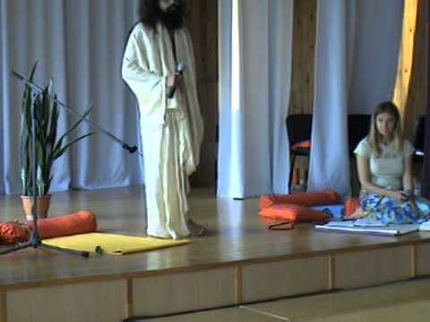 Шри Госвами Яшенду Джи. Балансирование сексуальной энергии (15.08.2007)