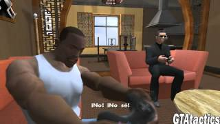 GTA San Andreas Mision #57 Amphibious Assault