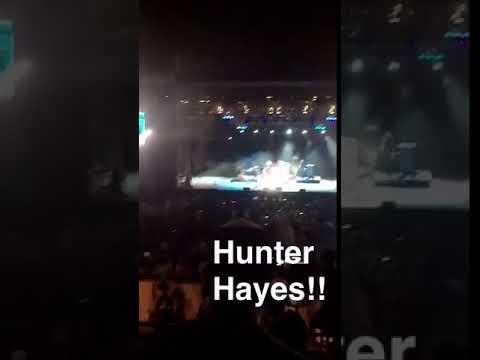 Hunter Hayes pomona
