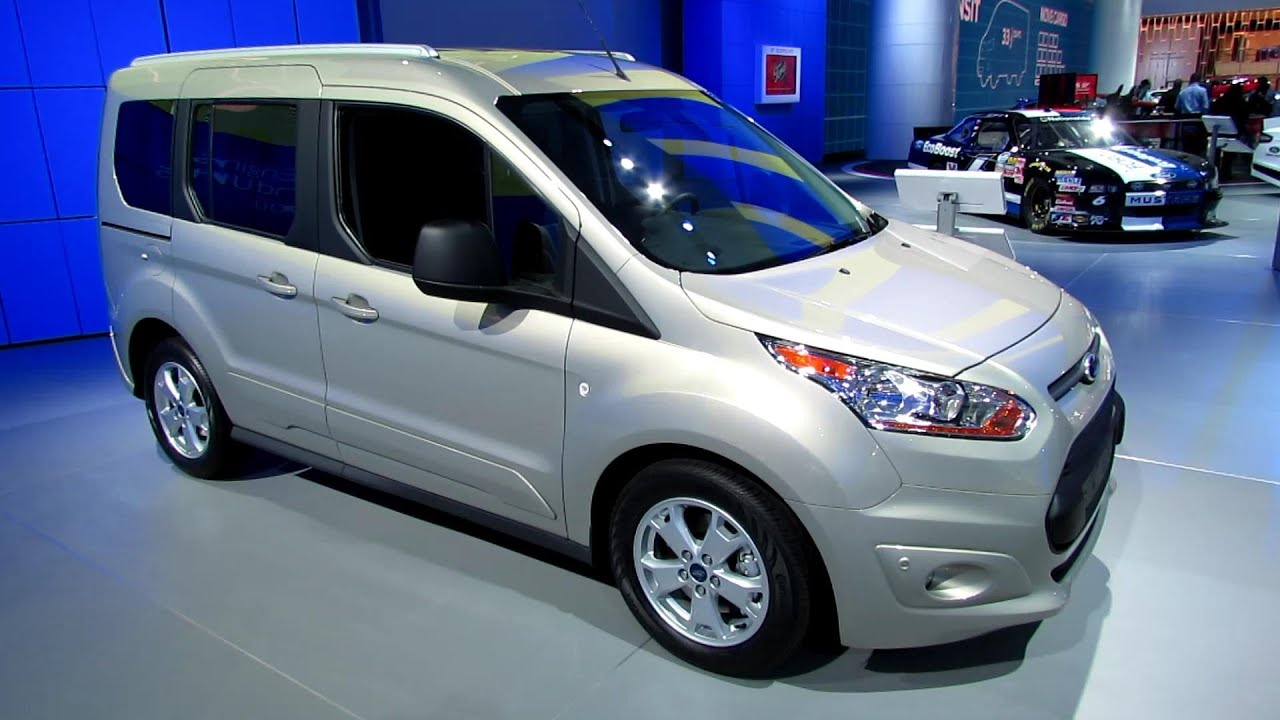 2013 Ford Transit Connect XLT Wagon - Exterior and Interior Walkaround