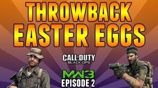 "Throw Back Easter Eggs Ep.2 ""Firing Range, Hotel, Drive"