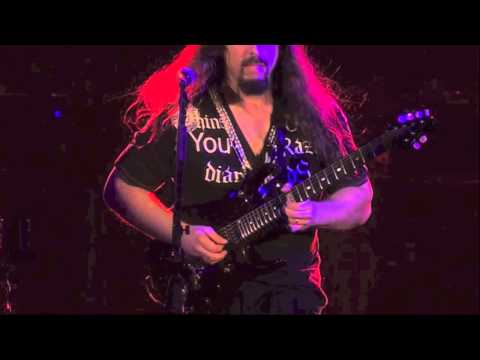 John Petrucci & Jordan Rudess solo spot