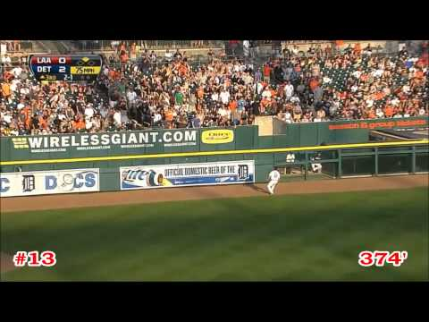 Mike Trout 2013 Home Runs (HD)
