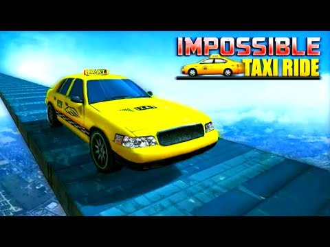 Impossible Taxi Ride (by Redcorner Games) - Android Gameplay HD