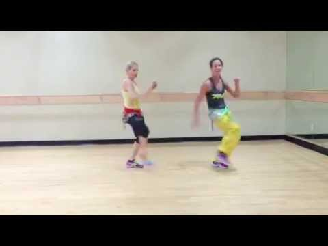 Marioneta Zumba choreography